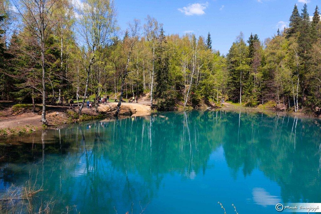 Niebieskie Jeziorko